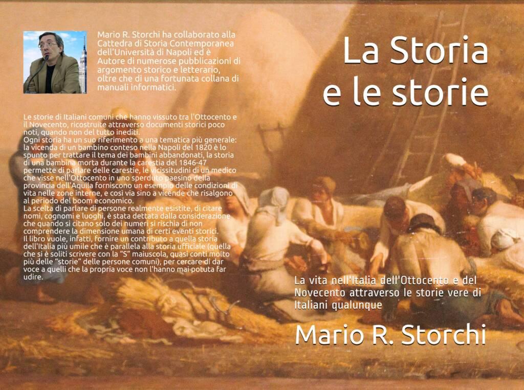 La Storia e le storie - Copertina