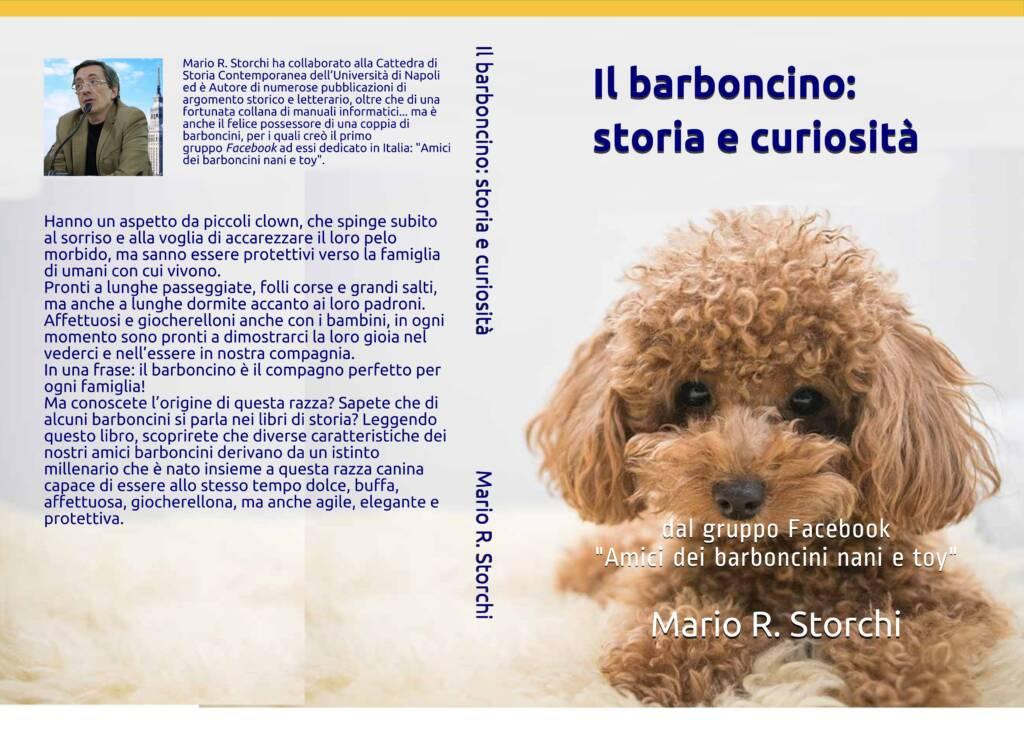 Il barboncino. Storia e curiosità - Copertina